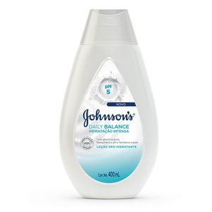 Locao-Hidratante-Corporal-Johnson-s-Daily-Balance-Hidratacao-Intensa-400ml