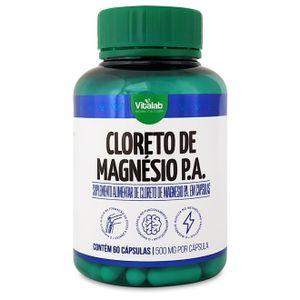 Cloreto-de-Magnesio-PA-500mg-Vitalab-60-Capsulas