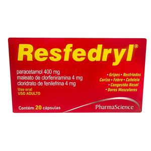 Resfedryl-20-capsulas