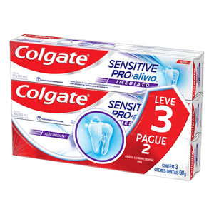 Kit-Creme-Dental-Colgate-Sensitive-Pro-Alivio-Imediato-Original-90g-cada-Leve-3-Pague-2
