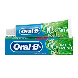 Creme-Dental-Oral-B-Extra-Fresh-70g