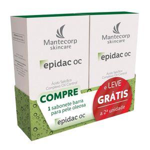 Kit-Epidac-OC-Mantecorp-Sabonete-em-Barra-90g---Gratis-segunda-unidade