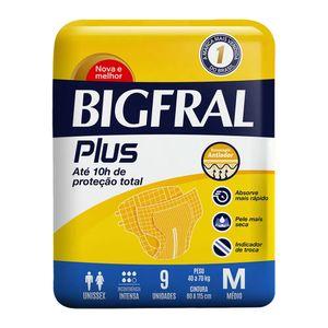 Fralda-Geriatrica-Bigfral-Plus-M-9-unidades