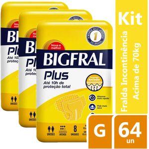 Kit-Fralda-Geriatrica-Bigfral-Plus-G-8-unidades