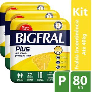 Kit-Fralda-Geriatrica-Bigfral-Plus-P-80-unidades