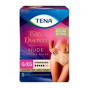 Roupa-Intima-Tena-Pants-Discreet-Nude-Tamanho-G-EG-8-Unidades