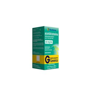 Acetilcisteina-40mg-Xarope-Infantil-120ml-Generico-Eurofarma