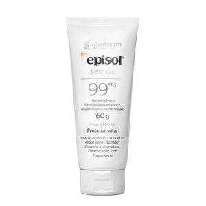 Protetor-Solar-Episol-Sec-OC-FPS-99-Pele-Oleosa-60g