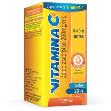 Vitamina-C-200mg-Arte-Nativa-gotas-20ml