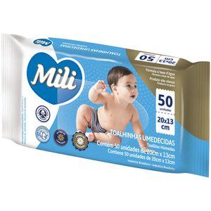 Toalhinhas-Umedecidas-Mili-50-Unidades
