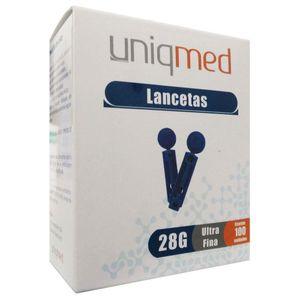 lancetas-uniqmed-universal-28g-com-100-unidades
