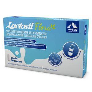 lactosil-flora-10-000-fcc-30-capsulas