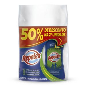 kit-repelente-repelex-locao-100ml-com-50-de-desconto-na-segunda-unidade