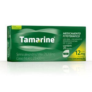Tamarine-12mg-20-capsulas