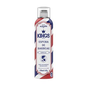 espuma-de-barbear-my-health-kings-especial-150ml
