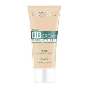 bb-cream-l-oreal-fps-50-efeito-matte-5-em-1-cor-clara-30ml