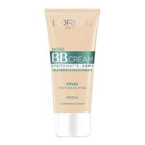 bb-cream-l-oreal-fps-50-efeito-matte-5-em-1-cor-media-30ml