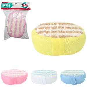 esponja-de-banho-oval-well-clean-1-unidade-cores-sortidas
