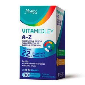 vitamedley-a-z-30-capsulas