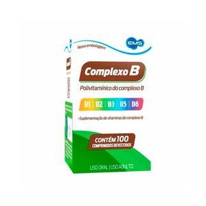 complexo-b-ems-100-comprimidos-revestidos