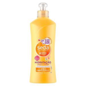 Creme-para-Pentear-Seda-Oleo-Hidratacao-300ml