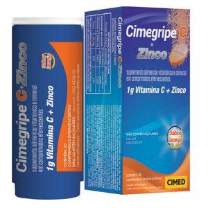 cimegripe-c-zinco-10-comprimidos