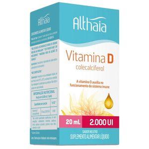 vitamina-d-2000ui-althaia-20ml