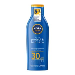 Protetor-Solar-Locao-Nivea-200-mL-Fps30-Light-Feeling