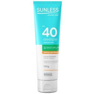 protetor-solar-sunless-hipoalergenico-fps-40-toque-seco-120g