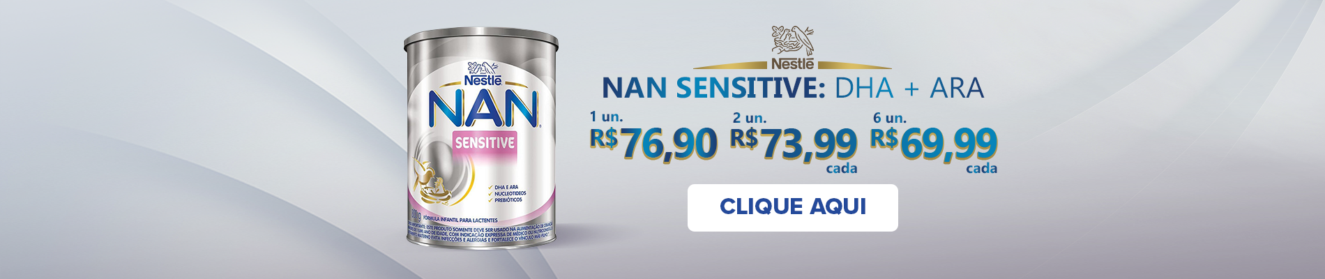 NAN SENSITIVE