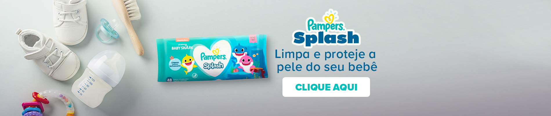 Pampers Spash