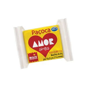 pacoca-amor-sing-s-18gr