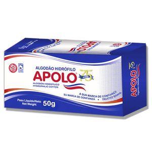 Algodao-Apolo-Hidrofilo-50g