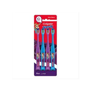 kit-escova-dental-colgate-tandy-4-unidades