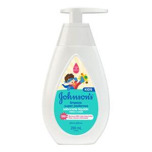 sabonete-liquido-johnson-s-kids-limpeza-super-poderosa-200ml