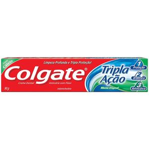 Creme-Dental-Tradicional-Colgate-Tripla-Acao-Menta-Original-90g