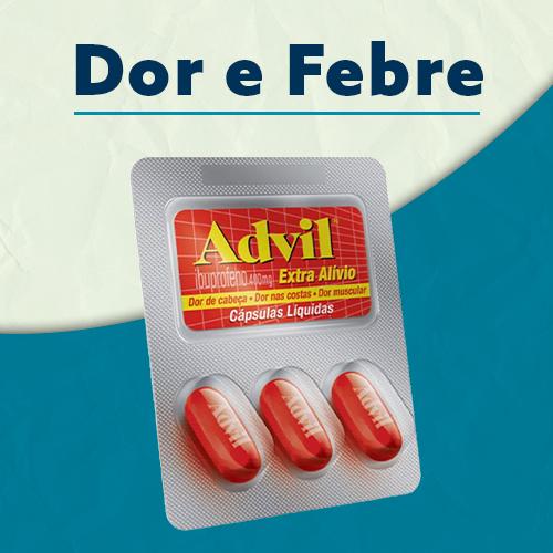 Dor e Febre