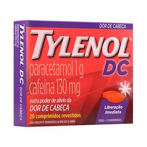 Tylenol-DC-500-65mg-20-comprimidos