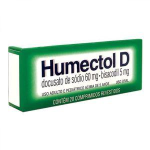 Humectol-D-20-comprimidos