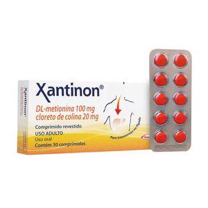 xantinon-100-comprimidos