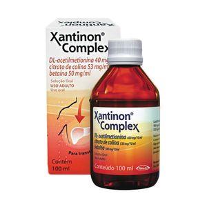 Xantinon-Complex-Solucao-Oral-100mL
