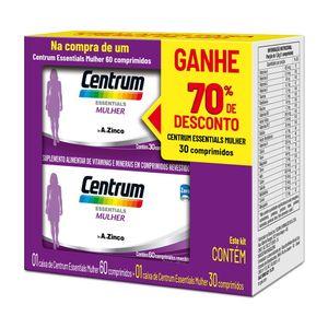 kit-centrum-essentials-mulher-60-comprimidos-30-comprimidos