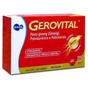 gerovital-com-30-capsulas