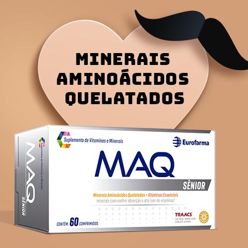 Minerais Aminoácidos Quelatados
