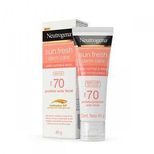 protetor-solar-facial-neutrogena-sun-fresh-derm-care-sem-cor-fps70-com-40g-1